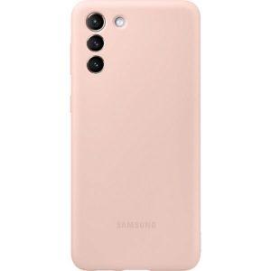Чехол Samsung Silicone Cover для Samsung Galaxy S21+ EF-PG996TPEGRU