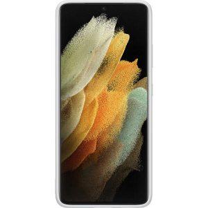 Чехол Samsung Silicone Cover для Samsung Galaxy S21 Ultra EF-PG998TJEGRU