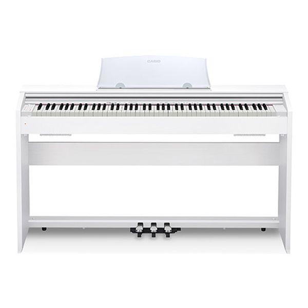 Цифровое фортепиано Casio PX-770WE