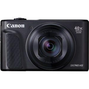 Цифровой фотоаппарат Canon SX740 HS (bke) 2955C002