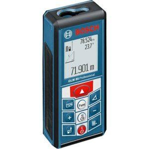 Дальномер лазерный BOSCH GLM 80 + штатив BS 150 (06159940A1)
