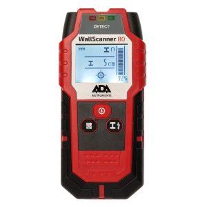Детектор скрытой проводки ADA Instruments Wall Scanner 80 (A00466)