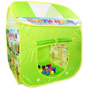 Детская игровая палатка с шариками Ausini 333A-64