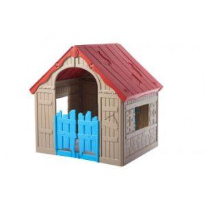 Детский домик Keter Foldable Playhouse 228444
