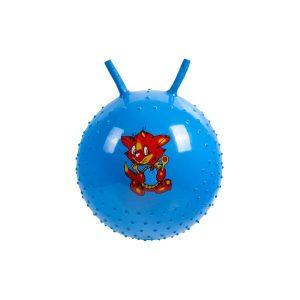 Детский массажный гимнастический мяч Bradex DE 0540 (синий)