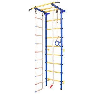 Детский спортивный комплекс GetActive Force massage 4GA-32 (синий/желтый)