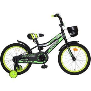 Детский велосипед Favorit Biker 18 (зеленый)