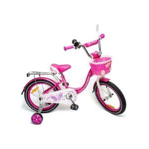 Детский велосипед Favorit Butterfly 16 (розовый)