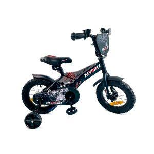 Детский велосипед Favorit Jaguar 12 (черный)
