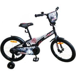 Детский велосипед Favorit Jaguar 14 (черный)