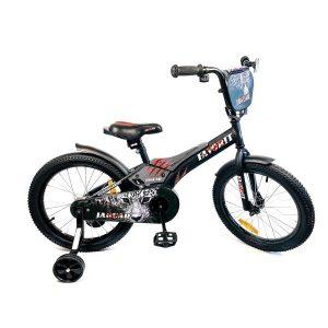Детский велосипед Favorit Jaguar 16 (черный)