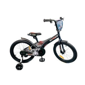 Детский велосипед Favorit Jaguar 18 (JAG-P18BK) (черный)