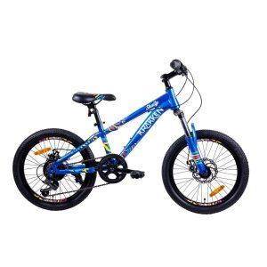 Детский велосипед Krakken Skully 20 (синий)