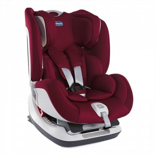 Детское автокресло CHICCO SEAT UP 012 (бордовый)
