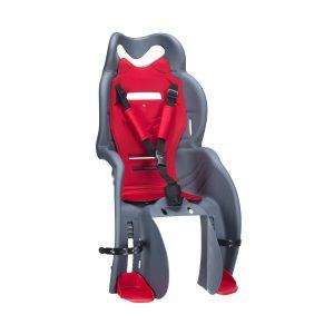 Детское велокресло H.T.P. Sanbas P 92070150 (серый)