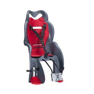Детское велокресло H.T.P. Sanbas T 92070910 (серый)
