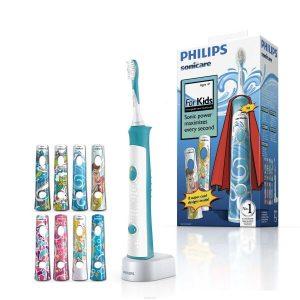 Электрическая зубная щетка PHILIPS HX6311/07