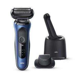 Электробритва Braun Series 6 60-B7200cc Blue