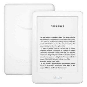 Электронная книга Amazon Kindle Touch 2019 8GB (белый)