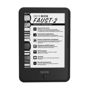 Электронная книга ONYX BOOX FAUST 2 (черный)