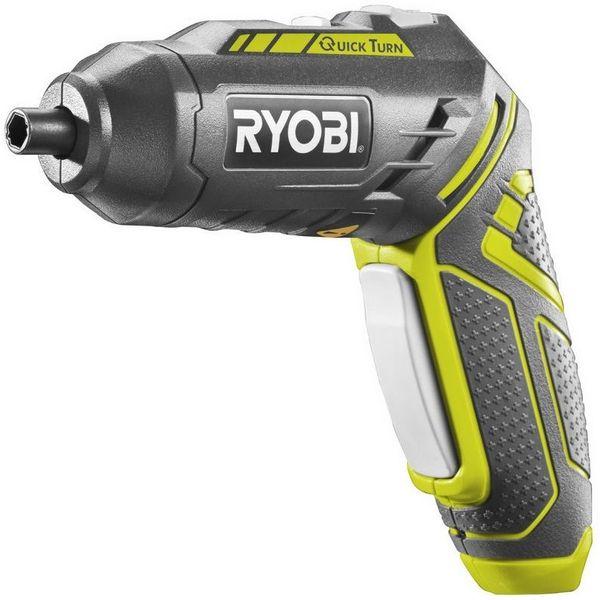 Электроотвертка Ryobi R4SDP-L13C (5133002650)