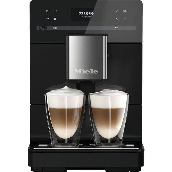 Эспрессо кофемашина Miele Silence CM 5310 (черный обсидиан)