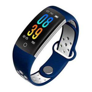 Фитнес-браслет SOVO SE08S (синий/белый)
