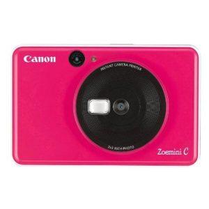 Фотоаппарат Canon Zoemini C (розовый)