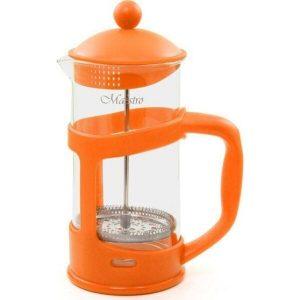 Френч-пресс Maestro MR-1665-1000 (оранжевый)