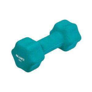 Гантель неопреновая BRADEX SF 0543 3 кг (голубой)
