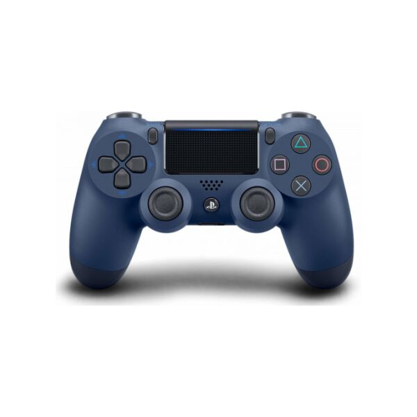 Геймпад SONY Dualshock v2 темно-синий (CUH-ZCT2E)