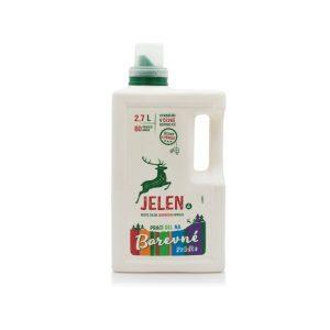 Гель для стирки JELEN для цветного белья 2.7 л (108134)