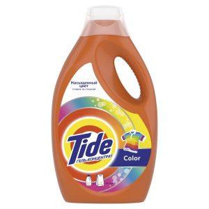 Гель для стирки Tide Color 2.47 л