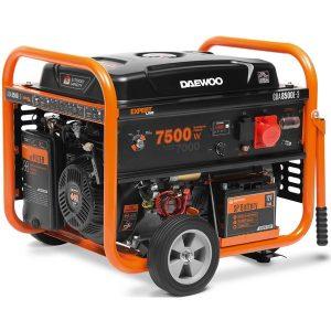 Генератор Daewoo Power GDA 8500E-3