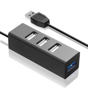 Хаб USB GINZZU GR-339UB
