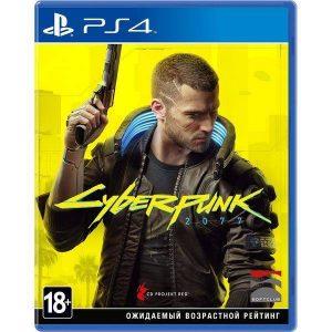 Игра Cyberpunk 2077 [PS4