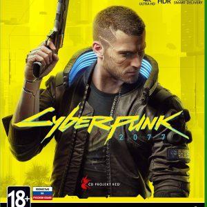 Игра Cyberpunk 2077 [Xbox One