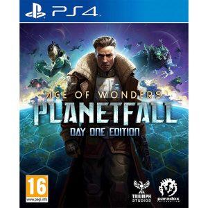 Игра для PS4 Age of Wonders: Planetfall Издание первого дня