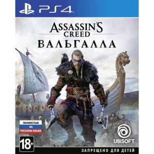 Игра для PS4 Assassin's Creed: Вальгалла [русская версия]