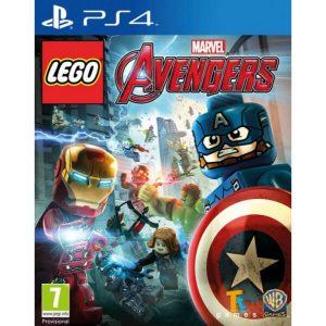 Игра для PS4 LEGO: Marvel Мстители [русские субтитры]