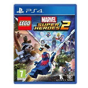 Игра для PS4 LEGO Marvel Super Heroes 2