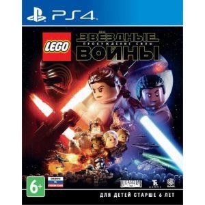 Игра для PS4 LEGO Звездные войны: Пробуждение Силы [русские субтитры]