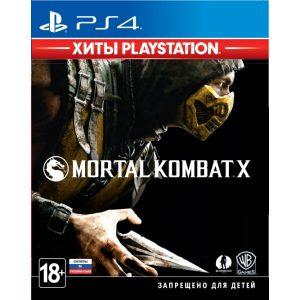 Игра для PS4 Mortal Kombat X [русские субтитры]