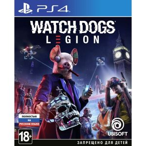 Игра для PS4 Watch_Dogs: Legion [русская версия]