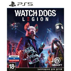 Игра для PS5 Watch Dogs: Legion [русская версия]