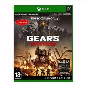 Игра Gears Tactics для XBOX XS