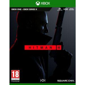Игра Hitman 3 для Xbox