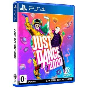 Игра Just Dance 2020 для PlayStation 4