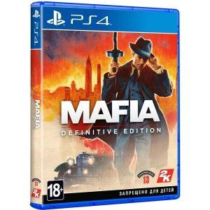 Игра Mafia: Definitive Edition для PlayStation 4
