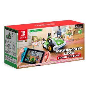 Игра Mario Kart Live: Home Circuit. Набор Luigi для Nintendo Switch